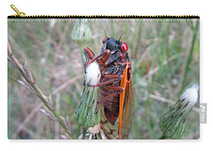 Every Thirteen Years  Carry-all Pouch by Donna Brown