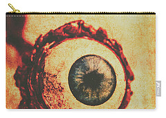Evil Eye Carry-all Pouch by Jorgo Photography - Wall Art Gallery