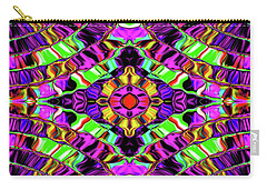 Evolving Energy #023 Carry-all Pouch by Barbara Tristan