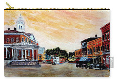 Exeter Nh Circa 1920 Carry-all Pouch