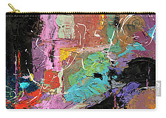 Exorbitant Colors Carry-all Pouch