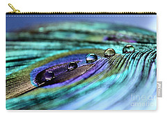 Exotic Drops Of Life Carry-all Pouch