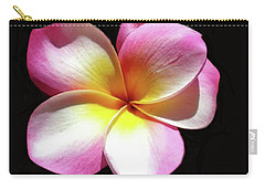 Exotic Plumeria Carry-all Pouch