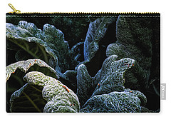 Experiencing Green Carry-all Pouch