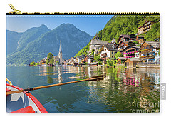 Exploring Hallstatt Carry-all Pouch