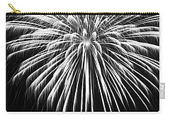 Carry-all Pouch featuring the photograph Explosion by Colleen Coccia
