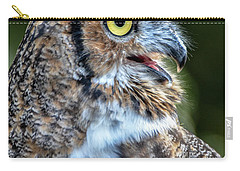 Expressive Carry-all Pouch