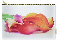 Carry-all Pouch featuring the photograph Exquisite By Design by Anita Oakley