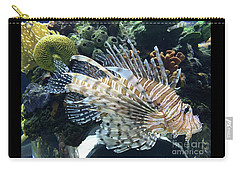 Exquisite Fish Carry-all Pouch