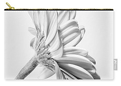 Carry-all Pouch featuring the photograph Exquisite Gerbera Daisy  by Anita Oakley
