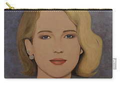 Exquisite - Jennifer Lawrence Carry-all Pouch
