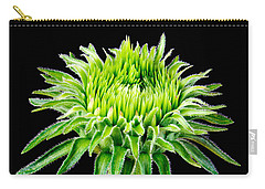 Extreme Green  Carry-all Pouch by Jim Hughes
