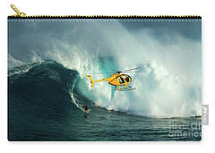Extreme Surfing Hawaii 6 Carry-all Pouch