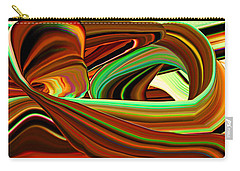 Extruded Colors 11 Carry-all Pouch