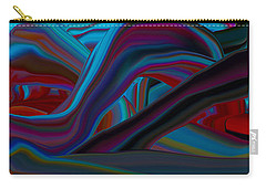 Extruded Colors 44 Carry-all Pouch