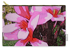 Exuberance Carry-all Pouch by Winsome Gunning