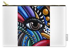 Eye Am - Abstract Eye Art Carry-all Pouch