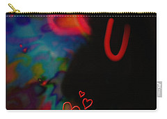 Eye Love U Carry-all Pouch