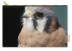 Carry-all Pouch featuring the photograph Eye Of Focus by Laddie Halupa