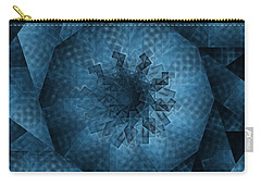 Eye Of The Crystal Carry-all Pouch