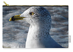 Eye Of The Gull Carry-all Pouch