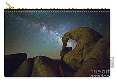 Eye Of The Milky Way Carry-all Pouch