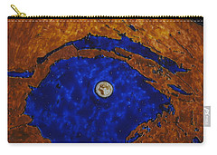 Eye Of The Moon Carry-all Pouch