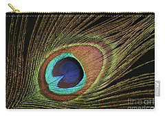Eye Of The Peacock #11 Carry-all Pouch