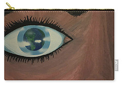 Eye Of The World Carry-all Pouch