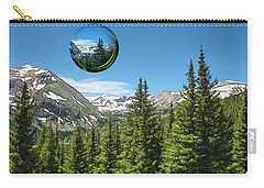 Eye On Summit County Carry-all Pouch
