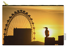 Eye On The London Eye  Carry-all Pouch