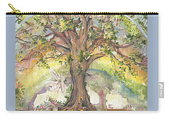 Eye See My Healing Tree Carry-all Pouch