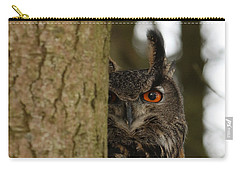 Eye Spy Carry-all Pouch by Heather King