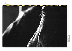 Carry-all Pouch featuring the photograph Eye Squared by Angela Rath