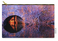 Carry-all Pouch featuring the photograph Eye Test by Sean Sarsfield