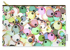 Eyeballs Carry-all Pouch by Methune Hively