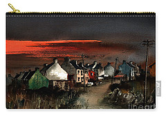 Cork Beara Eyeries Sunset Beara Carry-all Pouch