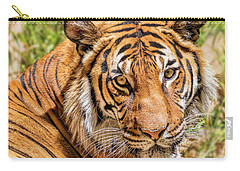 Eyes Of A Tiger Carry-all Pouch