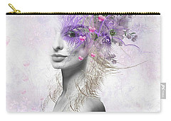 Valentine Eyes Carry-all Pouch