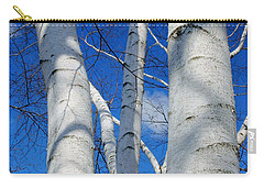 Eyes Of Birch Carry-all Pouch