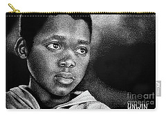 Eyes Of Innocence Carry-all Pouch