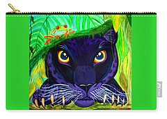 Eyes Of The Rainforest Carry-all Pouch