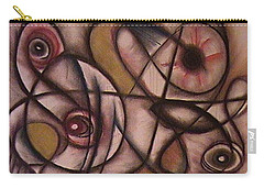 Eyes Watching Carry-all Pouch