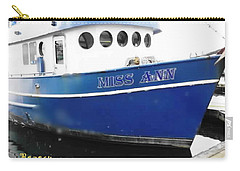 F V Miss Ann Carry-all Pouch