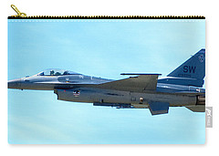 F16 Carry-all Pouch by Greg Fortier
