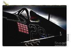 F4u Corsair Six Fifties Sixteen Kills Dark Carry-all Pouch
