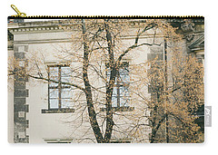 Facade In Prague Carry-all Pouch