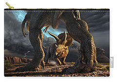 Dinosaur Carry-All Pouches