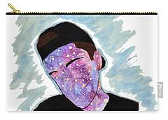 Faceless Teen Carry-all Pouch