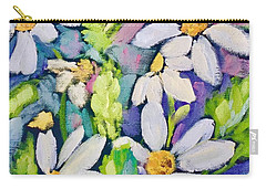 Faces Up Carry-all Pouch